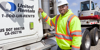 What we offer at United Rentals