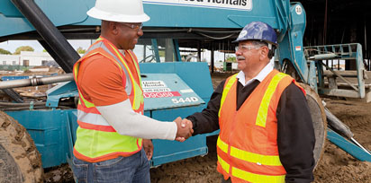 Sales careers at United Rentals