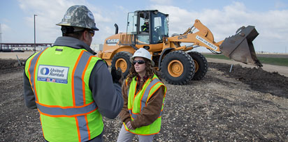 Field Management careers at United Rentals