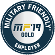 United Rentals award – Military Friendly: 2019 Top Military Friendly Employer